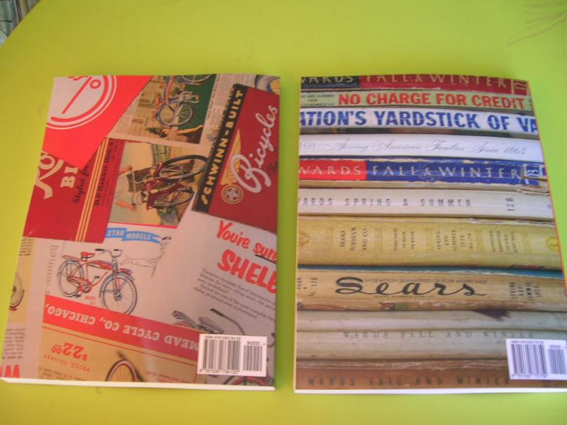 Vintage American Balloon Tire Bicycle Book